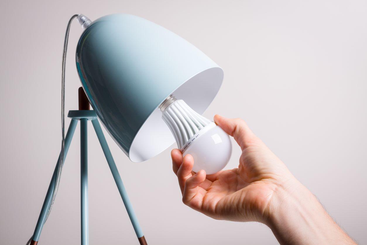 Lamparas LED y ahorro: la iluminación eficiente en tu hogar