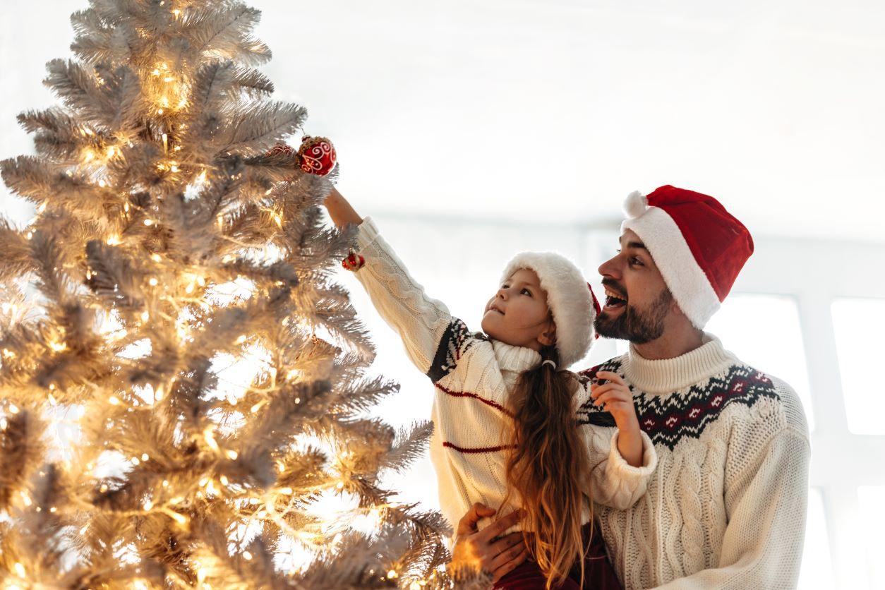 Aprende cómo ahorrar en casa esta Navidad