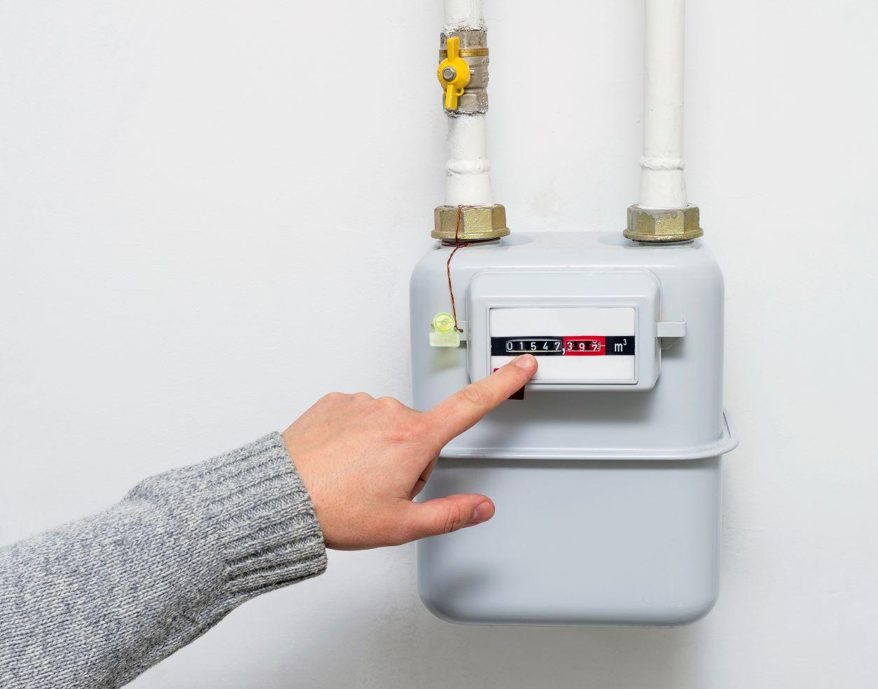 Descubre cómo dar la lectura del contador de gas natural